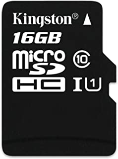Kingston Digital Micro SDHC UHS-I Class 10 工业温度卡带 SD 适配器SDCIT/16GBSP microSDHC 16GB