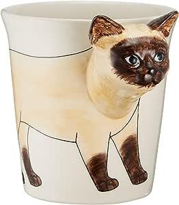 Meelarp Ceramic [米拉普陶瓷] 动物马克杯 Tomy 直径:90mm×H93mm 容量:285ml 213205