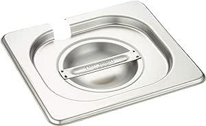 MTI 不锈钢GN面包套 银色 1/6サイズ -
