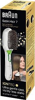 BRAUN 博朗 Satin Hair 7 BR750 IONTEC 炫发离子发梳 白色