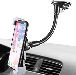 對角夾汽車支架, ipow 大設備 dashboard/擋風玻璃手機支架底座適用于 iPhone SAMSUNG GALAXY Nexus LG HTC GPS 等