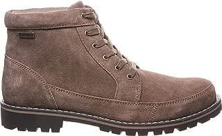 Bearpaw Noah 男士靴子 11 D(M) 美国封口棕色