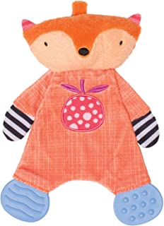 Manhattan Toy 依偎毛毯 狐狸
