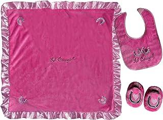 carstens 家庭 infant-girls ' lil' cowgirl 盒装套装–jb350