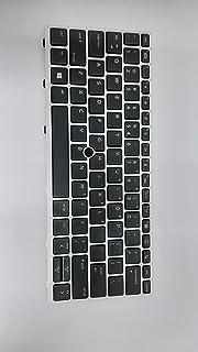 HP 惠普 Elitebook 830 G5 Plug,PC/Mac,键盘