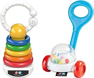 Fisher Price Corn Popper 摇铃和摇摇滚玩具套装