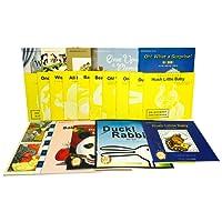 欧美经典绘本学英语:第1级(套装共10册)(附阅读指南)