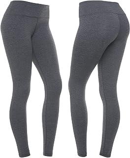 CompressionZ 高腰女式打底裤 - 智能、灵活的压缩,适合瑜伽、跑步、健身和日常穿着