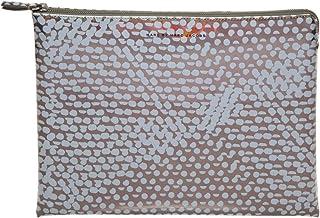 Marc by Marc Jacobs Techno Lynne 印花 33.02 厘米电脑拉链包 青铜色 多款均码