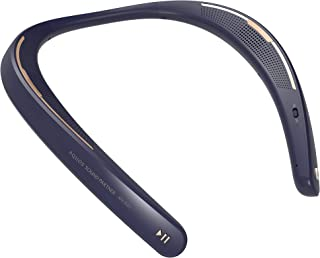 シャープ ウェアラブルネックスピーカー AQUOSサウンドパートナー bluetooth対応 本体約88g軽量設計 AN-SS1-A