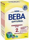 Nestlé BEBA 雀巢贝巴 Optipro 婴幼儿奶粉 适合2岁以上婴幼儿,6罐装 (6 x 600 g)