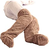 alphax 暖腿袜 柔软温暖