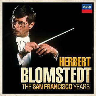Herbert Blomstedt - 旧金山年 [15 CD]