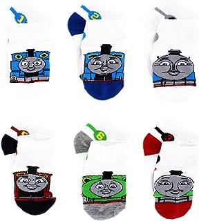Thomas the Train & Friends 男童 6 双装袜子(婴儿/幼儿)