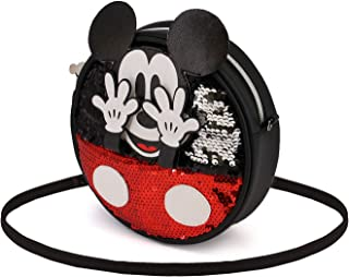 Micky Mouse Shy 圆形单肩包 多色 Mittlere
