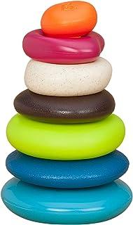 B.Toys 婴幼儿叠叠乐彩虹圈 无BPA 可放心使用 早教玩具