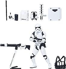 星球大战黑色系列 First order stormtrooper 与齿轮(亚马逊发售)