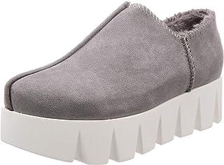 [Nowel Vogue 休闲裤] 柔软厚底懒人鞋 219-0124 女士