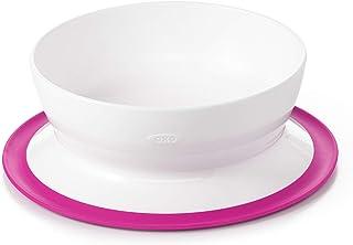 OXO Tot Stick & Stay 吸盘碗,粉色