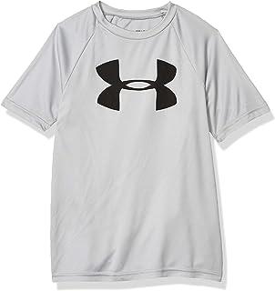 Under Armour 安德玛 男孩 Tech Big 标志短袖衬衫