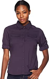Columbia Silver Ridge Lite 长袖衬衫 小号 紫色 1714371-506-Small