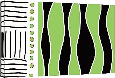 ArtWall 织物设计 III 画廊装裱油画艺术家 Jan Weiss 18 到 36 英寸 0wei038a1836w
