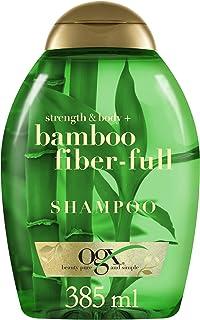 OGX Strength and Body+ 富含竹纤维洗发水 385 ml