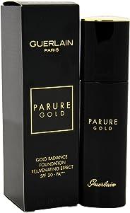 Guerlain Parure Radiance SPF 30# 23 Dore 天然金粉底液,1 盎司