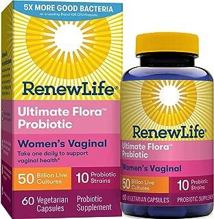 Renew Life Ultimate Flora女性呵護益生菌- 500億- 60粒蔬菜膠囊