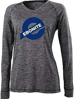 Ebonite 女士 Electrify 2.0 V 领长袖衬衫