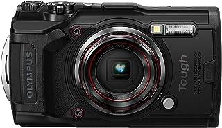 Olympus Tough TG-6 防水照相机V104210BU000  底部 黑色
