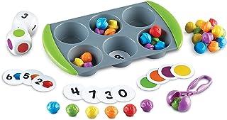 Learning Resources LER5556 搭配计数玩具套装 精细电动 76片 3岁以上