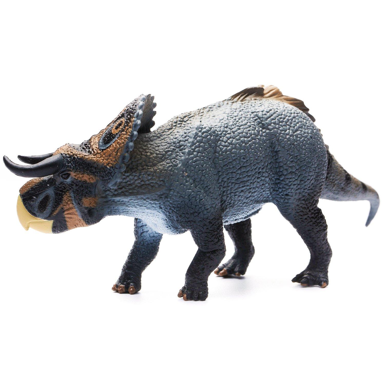 CollectA 我你他 动物模型儿童玩具 恐龙系列 Nasutoceratops大鼻角龙88705