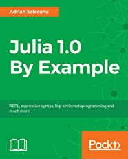 Julia 1.0 By Example