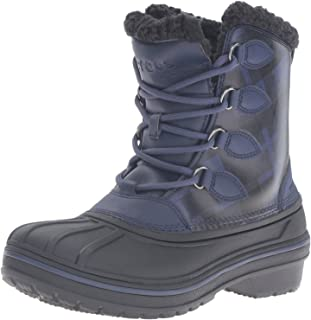 Crocs 卡骆驰 女士 AllCast II 雪地靴