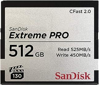 SanDisk 闪迪 Extreme PRO CFast 2.0储存卡 512 GB