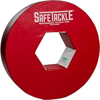SafeTackle 专业橄榄球钓具环 - 性能无风险