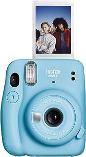 Fujifilm 拍立得 Mini 11 拍立得相机16654762  天蓝色