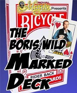 Boris Wild 标记甲板