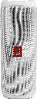 JBL FLIP5 音乐万花筒五代 便携式蓝牙音箱 低音炮 防水设计 支持多台串联 户外迷你音箱 象牙白