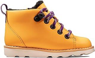 Clarks Crown Tor 经典儿童踝靴