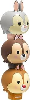 Bonne Bell Lip Smacker Tsum Tsum 迪士尼人物形象润唇膏三件套(Chip/Dale/Thumper),3支