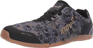 Inov-8 中性款 Bare-XF 210 V2 | 极简赤脚交叉训练鞋 | 零落 | 完美适合举重或举重时穿着的轻质赤脚感觉