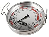 Man Law 烧烤产品 man-t752a 机械规格系列 Grill 表面温度计大号不锈钢