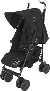 英国 Maclaren 玛格罗兰 Techno XT 黑色 婴童伞车 (17款 新品)(英国品牌 香港直邮)