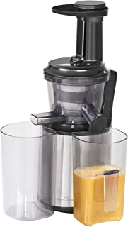 Profi Cook PC-SJ 1141 Slow Juicer,电榨汁机,*佳,维生素吸收果汁,不锈钢外壳