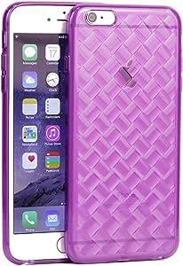 wakase 针织 - 手机壳,适用于 iPhone 6Plus * Purple