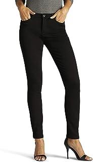 LEE 女式高大修身修身牛仔裤 Tall Sculpting Slim Fit Skinny Leg Jean
