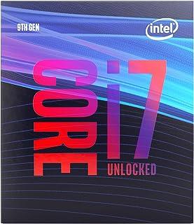Intel 英特尔酷睿 i7-9700K 台式机处理器,8核,高达4.9 GHz涡轮解锁,LGA1151 300系列95W