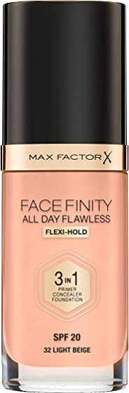 Max Factor Facefinity 全天无瑕